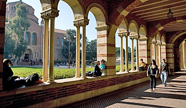 UCLA's Anderson School of Management