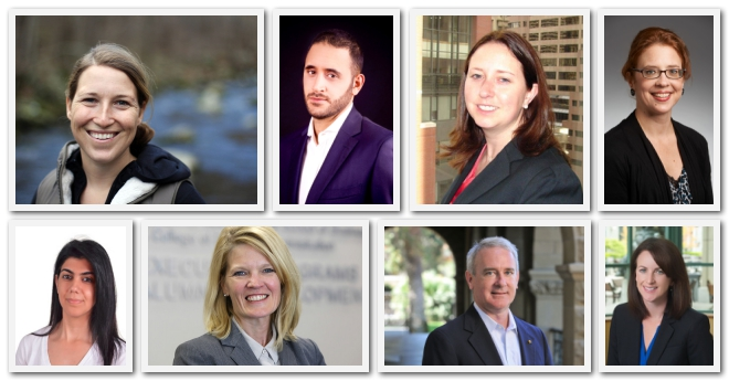 Some members of the best & brightest Executive MBAs of 2016